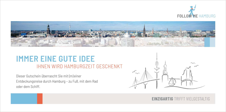 Gutschein   FollowMe Hamburg