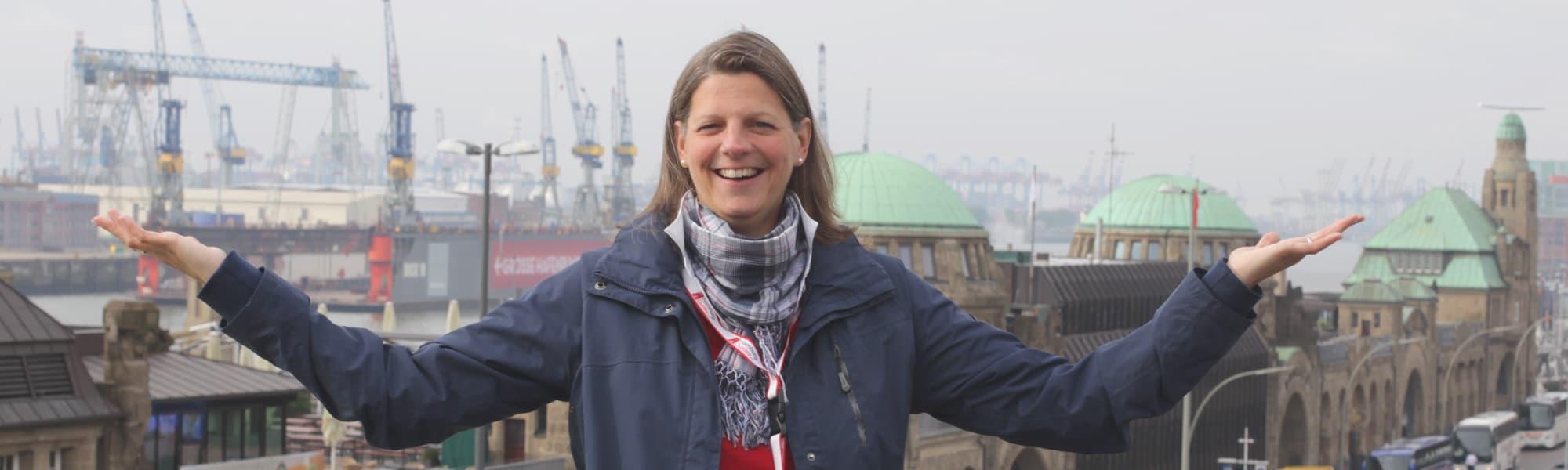 Guide Daniela St Pauli Landungsbrücken | Followme Hamburg