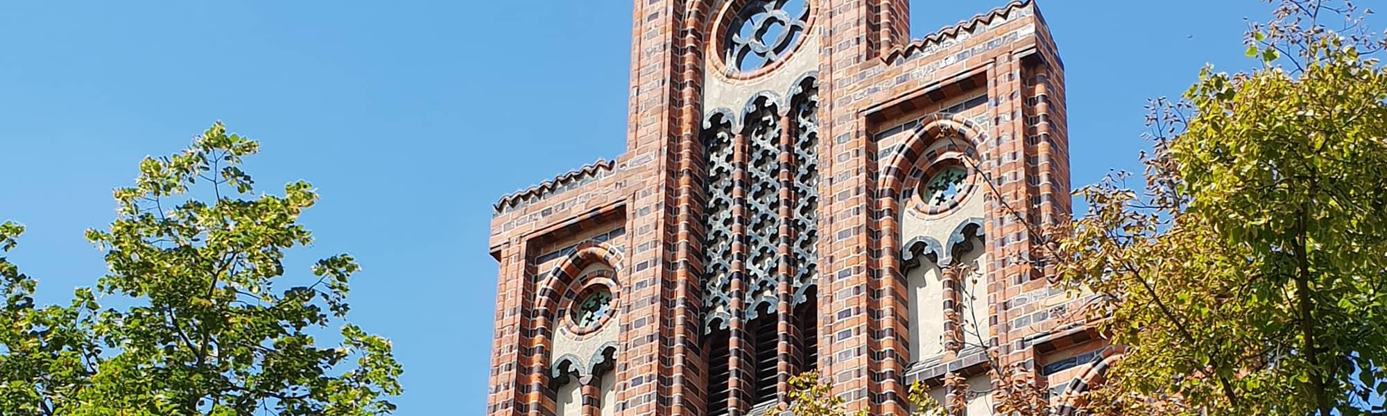 Historische Fasse des Rathauses in Lüneburg im Sommer | Foto: FOLLOW ME Hamburg