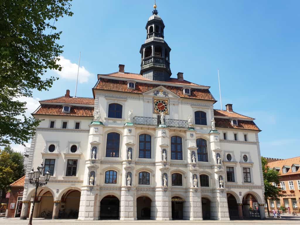 Lüneburgs RAthaus am Marktplatz | Foto: FOLLOW ME Hamburg