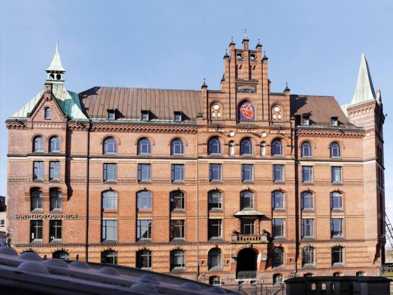 Sandtorquaihof in der Speicherstadt Hamburg - Foto: FOLLOW ME Hamburg